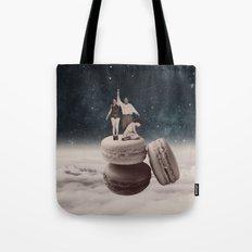 Cosmic Battle Tote Bag