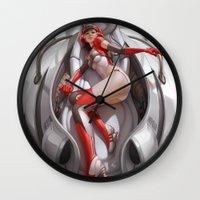 Pepper Robot II Wall Clock