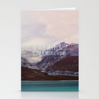 Escape X Alaska Stationery Cards