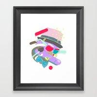 A-Lister. Framed Art Print