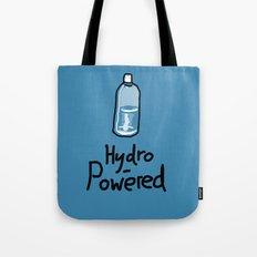 Hydro-Powered Tote Bag