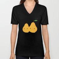 We Make A Nice Pear Unisex V-Neck