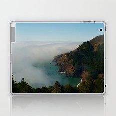 Marin Headlands Fog Laptop & iPad Skin