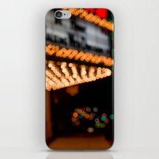 Date Night iPhone & iPod Skin