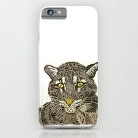 Clouded Leopard iPhone 6 Slim Case