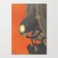 SongBird - BioShock Infi… Canvas Print