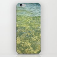 Water Ripples iPhone & iPod Skin