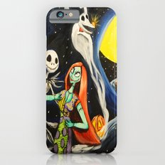 Jack And Sally - The Nightmare Before Christmas iPhone 6s Slim Case