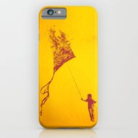 Playing with Fire iPhone 6 Slim Case