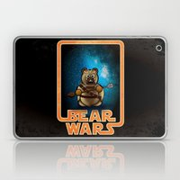 Bear Wars - Raider Laptop & iPad Skin