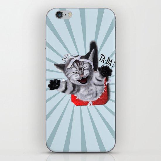 TA-DA! iPhone & iPod Skin