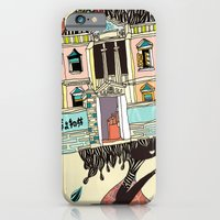 THE GIRL'S HAT iPhone 6 Slim Case