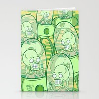 We Come In Peace II The … Stationery Cards
