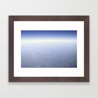 Way Up Framed Art Print
