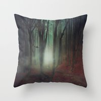Don't lose your way Throw Pillow