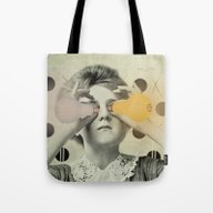EYE SOCKETS Tote Bag