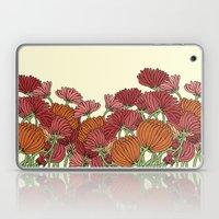 The Beautiful Flower in the Garden Laptop & iPad Skin