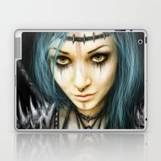 Unstoppable: A Vampiric Warrior  Laptop & iPad Skin