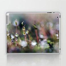 Macro Moss Laptop & iPad Skin