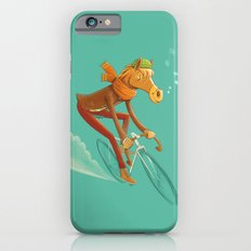 I want to ride my bicycle! iPhone 6s Slim Case