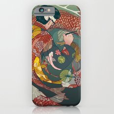 Ukiyo-e tale: The creative circle iPhone 6s Slim Case