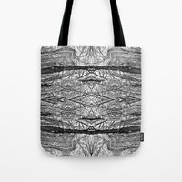 Witchy Forest Tote Bag