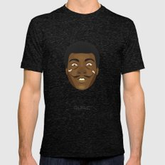 Coupling up (accouplés) Muhammad Dali Mens Fitted Tee Tri-Black SMALL