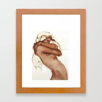 Mooi Framed Art Print