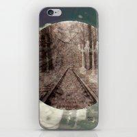 real world maze iPhone & iPod Skin
