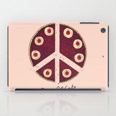 Peace of Cake iPad Case