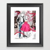Together Rebellious Framed Art Print