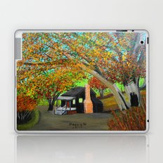 Cabin for two Laptop & iPad Skin