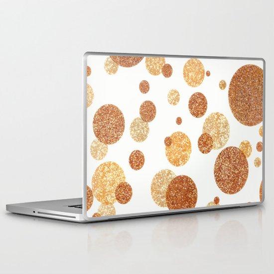 Party Dots Laptop & iPad Skin