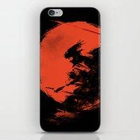 Killer Strokes iPhone & iPod Skin
