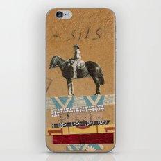 Higher Ground- Sam iPhone & iPod Skin