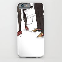 Mismatched, But Not Incompatible by Kat Mills iPhone 6 Slim Case