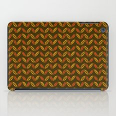 Colors of Autumn Pattern iPad Case