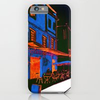 iPhone & iPod Case featuring  absinthe by leeem