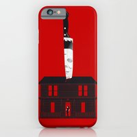 iPhone & iPod Case featuring Halloween (Red Collection) by Alain Bossuyt