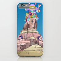 iPhone & iPod Case featuring BEN LESSA SATINI by Felice  Zhukov
