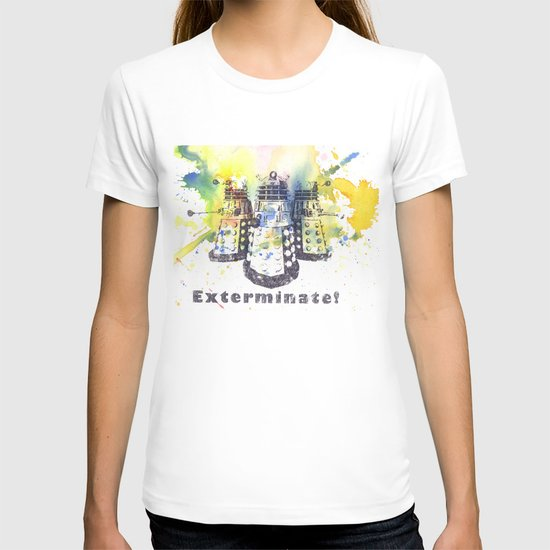 Daleks From Doctor Who T-shirt