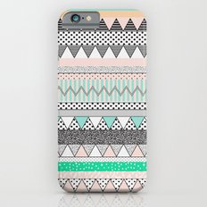 CHEVRON MOTIF Slim Case iPhone 6s