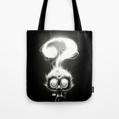 Question! Tote Bag