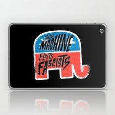 This Machine Elects Fascists Laptop & iPad Skin