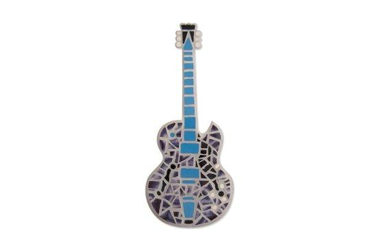 Gitar Art Print