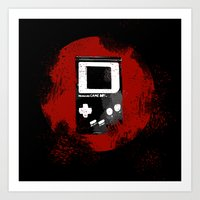 Gaming Is Dead.. Long Live Gaming Art Print