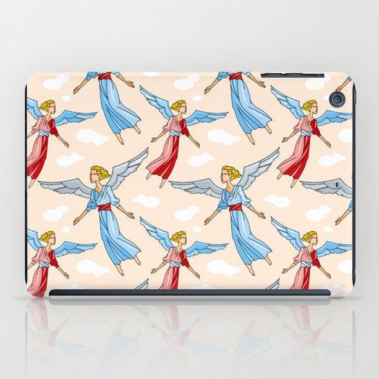 A lot of angels iPad Case
