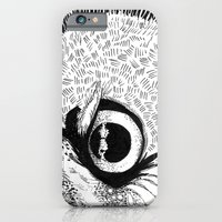Owl Eye iPhone 6 Slim Case