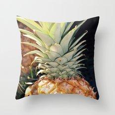 Fruity Photo Throw Pillow
