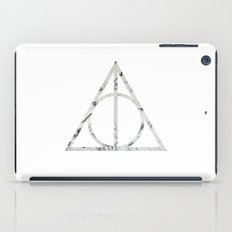The Deathly Marble Hallows iPad Case